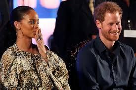 Rihanna e il principe Harry alle Barbados