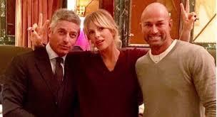 Isola dei Famosi 2017: poca sintonia tra Alessia Marcuzzi e Bettarini.