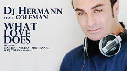Dj Hermann - Un Artista di Talento dall'Energia Inarrestabile.